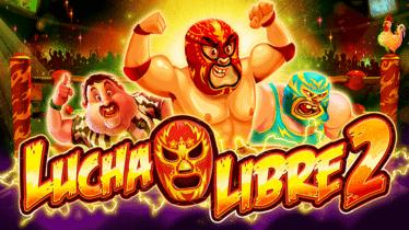 Lucha Libra Slots Promo