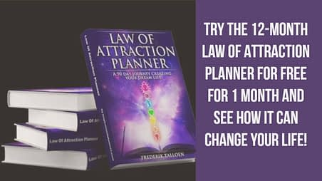 Try Law of Attraction Planner Free