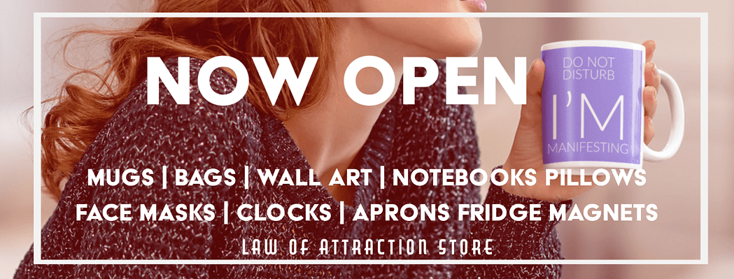 Law of Attraction Store Open